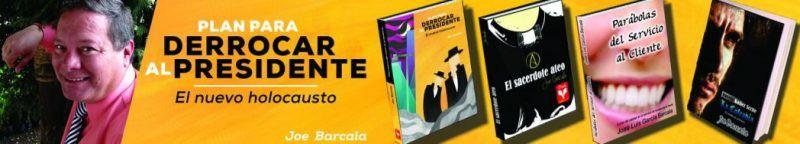 Portal de Joe Barcala, artículos, análisis y obras