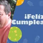 Hoy es mi cumpleaños… ¿se me perdona?