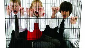cárcel educación estancada