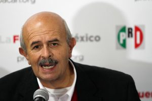 gober-ladrón Fausto Vallejo