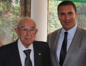 abuelo Rafael Moreno Valle