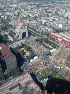 Manifestaciones contra el #Gasolinazo
