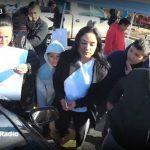 Un día sin inmigrantes en EUA, vídeos de redes