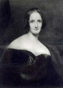 Anécdotas de escritores, Shelley