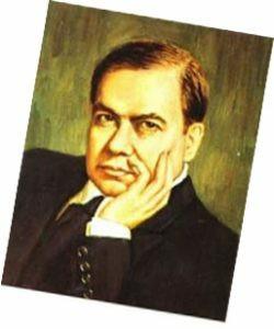 Anécdotas de escritores, Rubén Darío