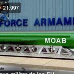 Lanza EUA a Afganistán la bomba más grande de la historia