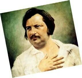 Anécdotas de escritores, Balzac