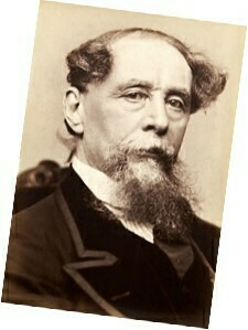 Anécdotas de escritores, Dickens