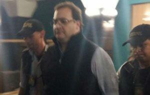 detienen a Javier Duarte en Guatemala