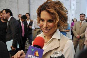 esposa de Javier Duarte, karime macías