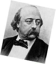 Anécdotas de escritores, Flaubert