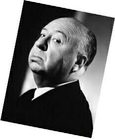 Anécdotas de escritores, Hitchcock