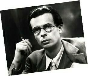 Anécdotas de escritores, Huxley