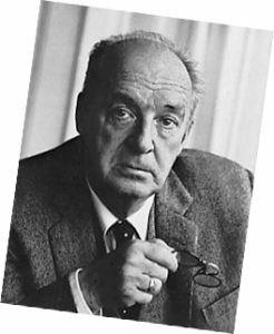 Anécdotas de escritores, Nabokov