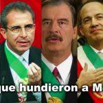 25 fraudes o manejo de la política en México desde 1988 a la fecha