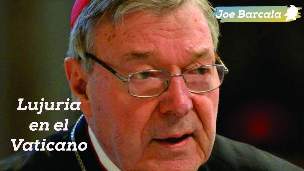 Cardenal con lujuria