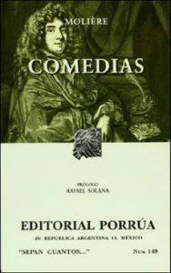 vídeos sugerencia de lectura obras de la literatura universal comedias de molière