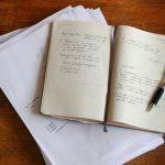 Libros, lectura, plumas, escritores, saber, notas, anécdotas, escribir, narrar, contar