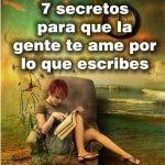 Descarga del E-Book: 7 secretos: te amarán por lo que escribes.