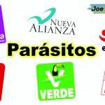 Partidos políticos parásitos en México (vídeo)