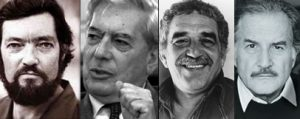 Autores del Boom Latinoamericano,