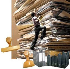 La burocracia asfixiante de México
