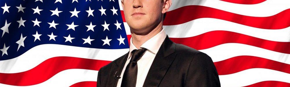 mark zuckerberg, presidente de estados unidos